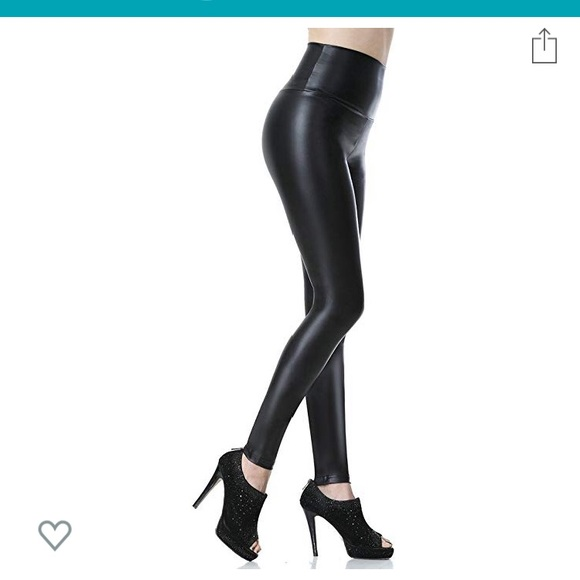 3728f9fd38f2f 💰Faux leather leggings